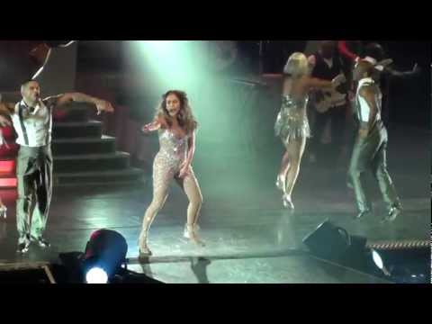 Jennifer Lopez - Dublin 2012 - Opening/Get Right