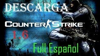 Descargar Counter Strike 1.6 Full Español 2015 [1 Link