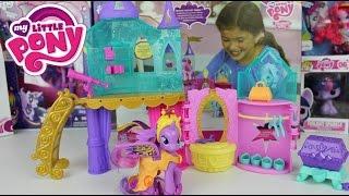 Juguetes My Little Pony Palacio De Twilight Sparkle