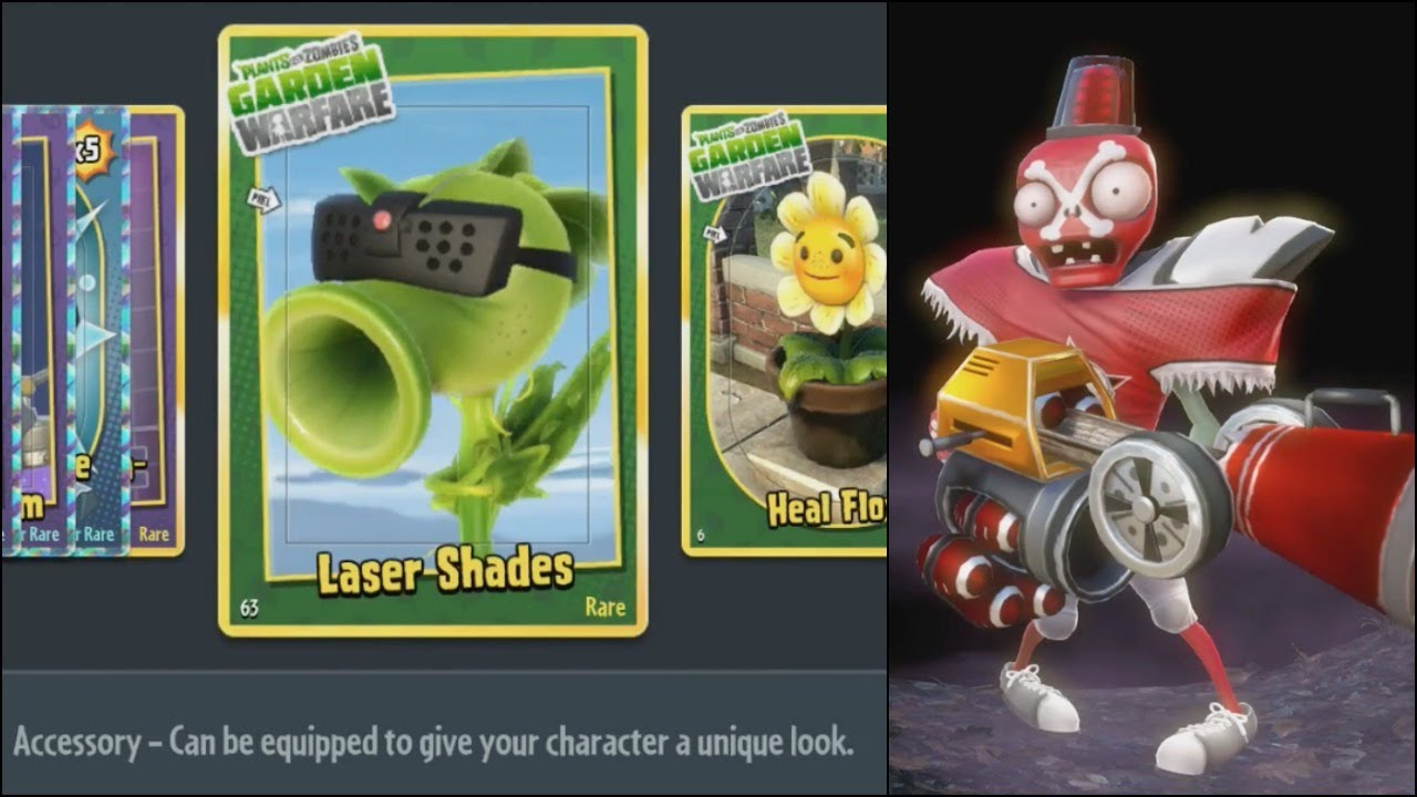 Plants Vs Zombies Garden Warfare Xbox One 20k Supremium Pack Opening Team Vanquish As Zombie