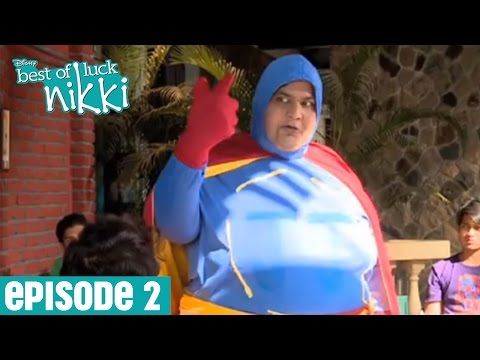 Best Of Luck Nikki - Season 1 - Episode 2 - Disney India (Official)