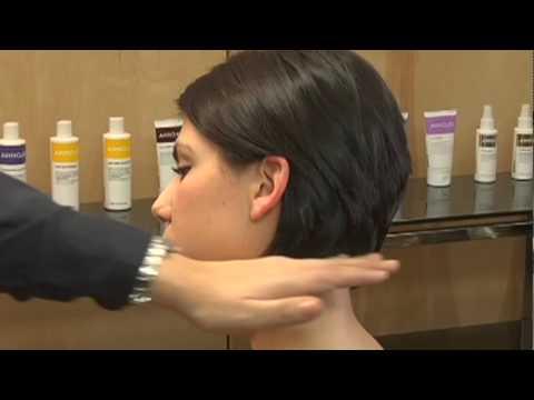ARROJO education - Classic Layered Bob Haircut - YouTube