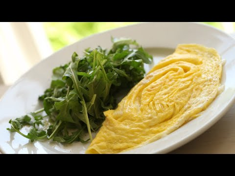 Beth's Easy Omelette Recipe (REAL-TIME RECIPE!)