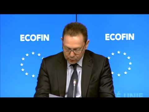 EU Finance Ministers have approved a mandate with EP