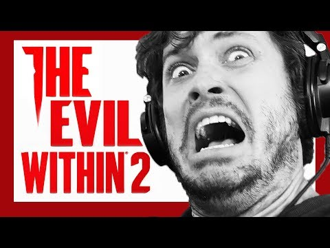 The Evil Within 2:  THIS GAME IS SCARY