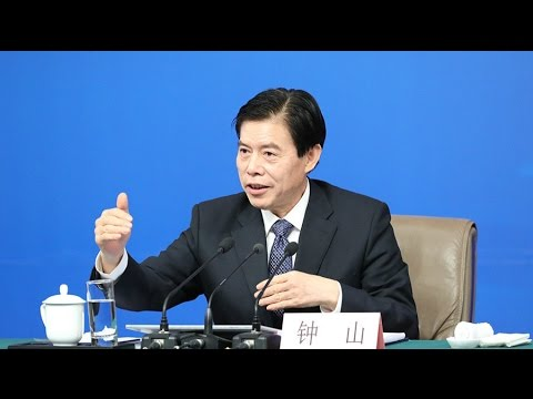 Commerce minister: China-US trade war would only cause pain