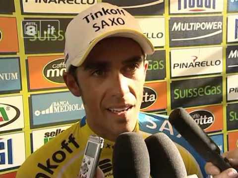 Ciclismo - A Guardiagrele vince uno straordinario Contador ipotecando la Tirreno