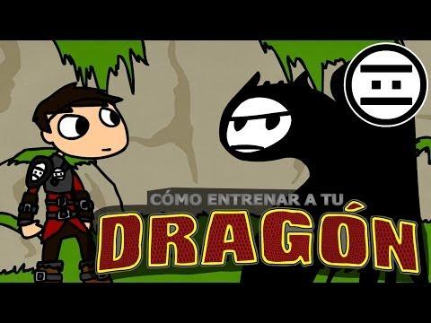 #NEGAS - Cómo entrenar a tu Dragón