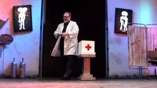 Kevin James Fremont St Experience Vegas Magic Show Part 1
