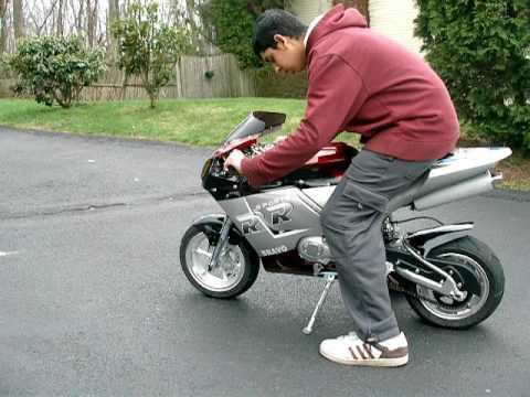 Super Pocket Bikes 150cc Gallery Tube