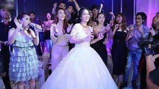 Hậu trường đám cưới quậy tưng bừng của Lê Phương & Trung Kiên và dàn sao Việt đình đám