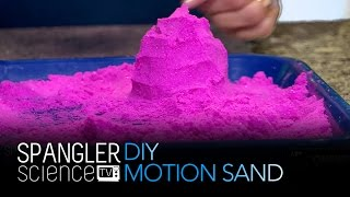 DIY Motion Sand - Cool Science Experiment