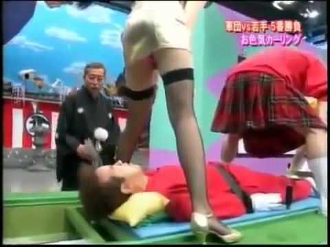 Game show Nhật Bản Cười Vỡ Bụng Part 7