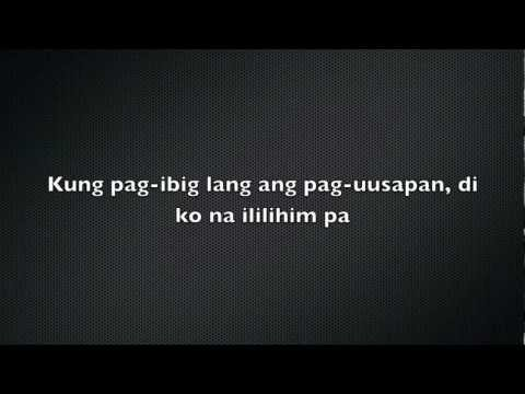 Gusto Kita by Daniel Padilla, Khalil Ramos & Enrique Gil with Lyrics (Princess and I OST)