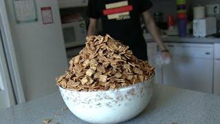 MASSIVE Cinnamon Toast Crunch Challenge (7,700 Cals)