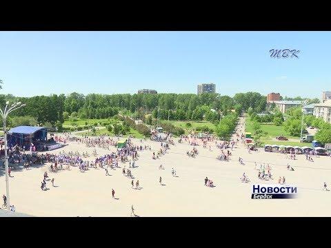 Фестиваль национальных культур увенчал День России в Бердске