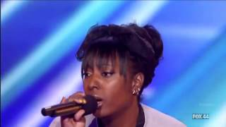 Ashley Williams I Will Always Love You The X Factor USA