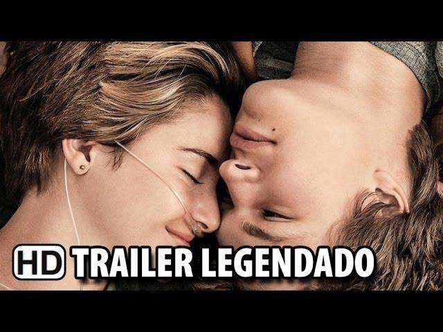 A Culpa é das Estrelas - Trailer Legendado (2014) HD