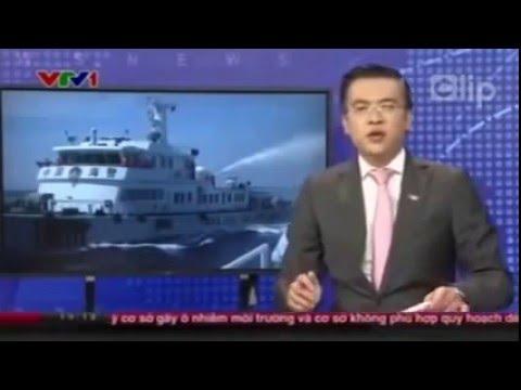 TIN SHOCK  - TRUNG QUỐC chiếm hết biển đông -  thời sự VTV1