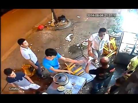 Giang Hồ Miền Nam Chém Nhau Thanh Toán Lẫn Nhau
