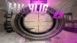 Highlights #23 | Pubg Mobile
