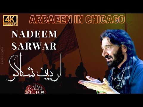 Nadeem Sarwar In Chicago Part 1