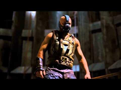 The Dark Knight Rises (2012) Batman Vs. Bane Fight [HD]