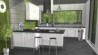 traumhaus designer produkt reihe data becker youtube. Black Bedroom Furniture Sets. Home Design Ideas