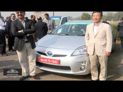 Toyota Launches All New Corolla Altis - TOI