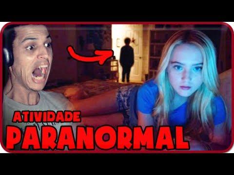 ATIVIDADE PARANORMAL - Paranormal - Parte 1