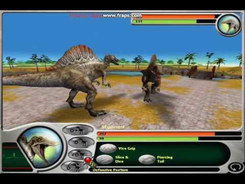 Jurassic Park Battle Games