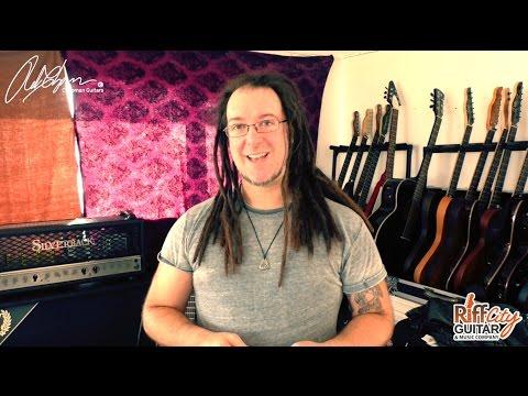 Chapman Guitars & Riff City Guitar USA Bus Tour 2015