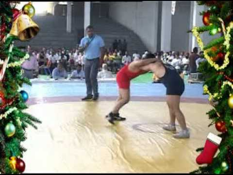 Muhammad Ali Pehlawan VS Indian Wrestler in Baghat Singh