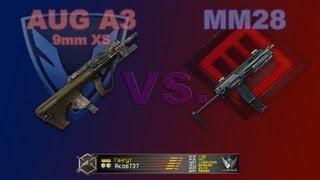 AUG A3 9mm и MM28 / Warface / Оружие