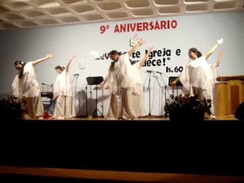 Soraya Moraes - Naquela Cruz.   Igreja MEADL Portimão