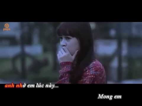 Khi em ngủ say - Chi Dân Karaoke Full beat