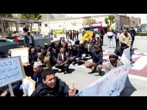 ميدلت : CDTمسيرة احتجاجية بطعم الغضب  والسخط  في عيد العمال  –   فاتح ماي  -