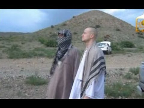 EXCLUSIVE Visuals!! Taliban Releases Sgt Bowe Bergdahl In Afghanistan - Raw Video