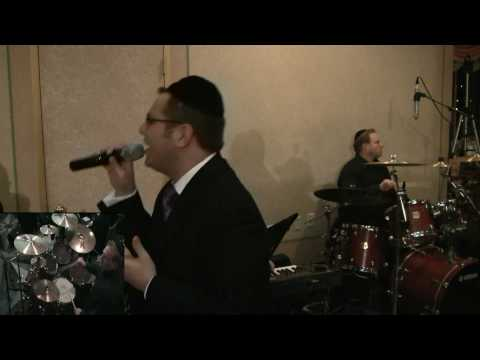Dovid Gabay Rocking A Chasuna With Shloime Dachs Orchestra! Double Angle On The Drums