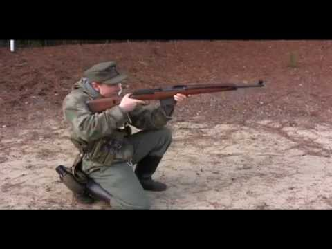 German Infantry Rifle G43