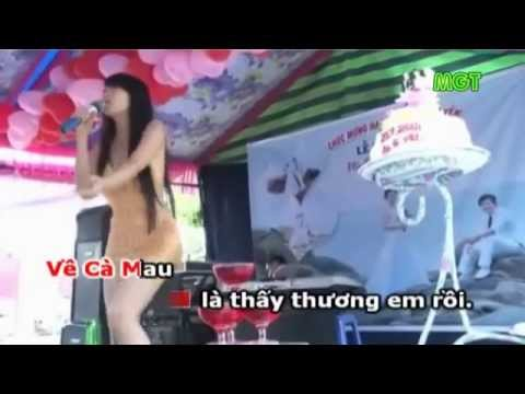 (KARAOKE REMIX)  AO MOI CA MAU - THANH SON
