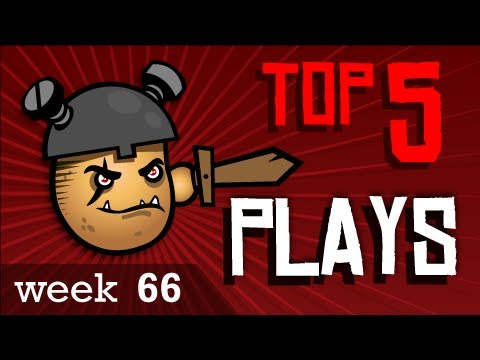 League of Legends Top 5 Plays Week 66, ~Submit: http://www.protatomonster.com/submit.php ~Website: http://www.protatomonster.com ~FaceBook: http://www.facebook.com/Protatomonster ~Twitter: http://...