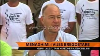 Menaxhimi i vijs bregdetare  Top Channel Albania  News  L