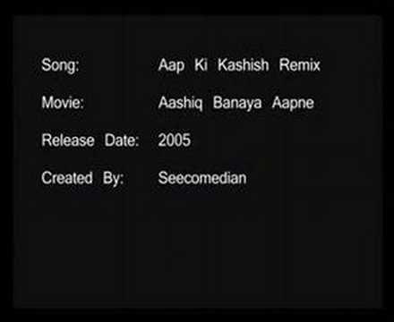 Aap Ki Kashish Remix - Aashiq Banaya Aapne -PW2MeRd2xJM