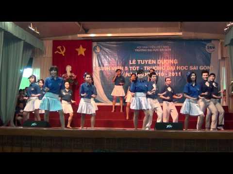 [HD] Thành Phố Trẻ - Văn Nghệ Xung Kích - Trường ĐH Sài Gòn - SGU