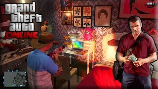 GTA V Online Glitches Secretos Como Entrar Na CASA Do