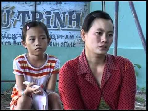 KVS Năm 1 (CT.Số 34)  hoàn cảnh gia đình cô giáo Trần Hồng Măng, U Minh, Cà Mau