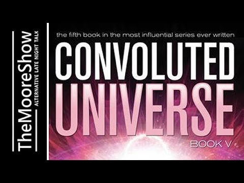 Julia Cannon Discusses Dolores Cannon's Convoluted Universe: Book five: 5 and More