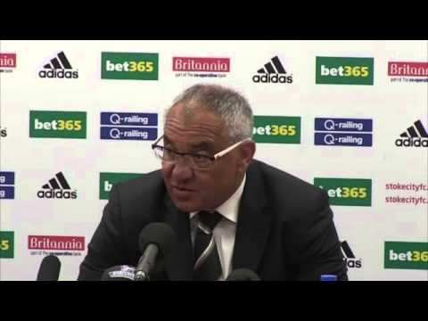 Fulham relegation is my fault, says Felix Magath
