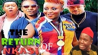 The Return of Nkasi Nigerian Movie [Part 1]
